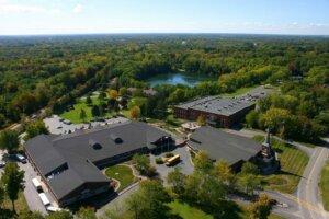 Campus Aerial View