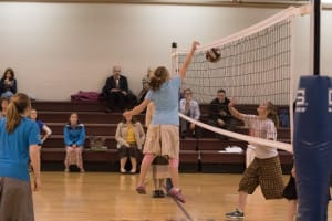 Fairhaven Baptist College Intramural Volleyball 2015 (2 of 1)