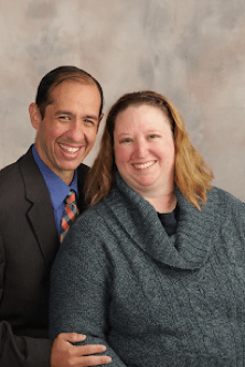 Paul ('00) and Sherrie (Stephens '03) Price